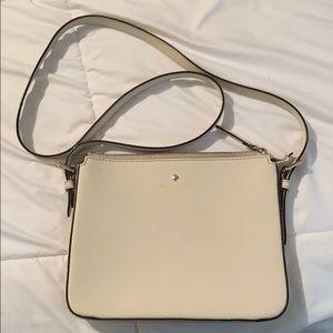 Kate Spade cream purse